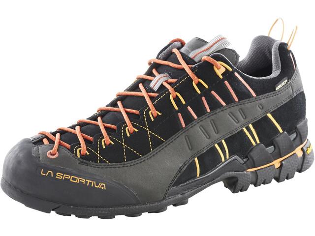 d583870f23ede Zapatillas de aproximación La Sportiva Hyper negro para hombre ...